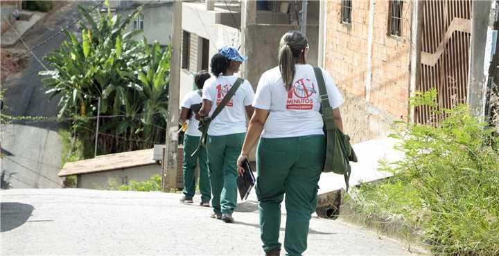 Prefeitura de Ipatinga alerta sobre criminosos que se passam por agentes de Saúde