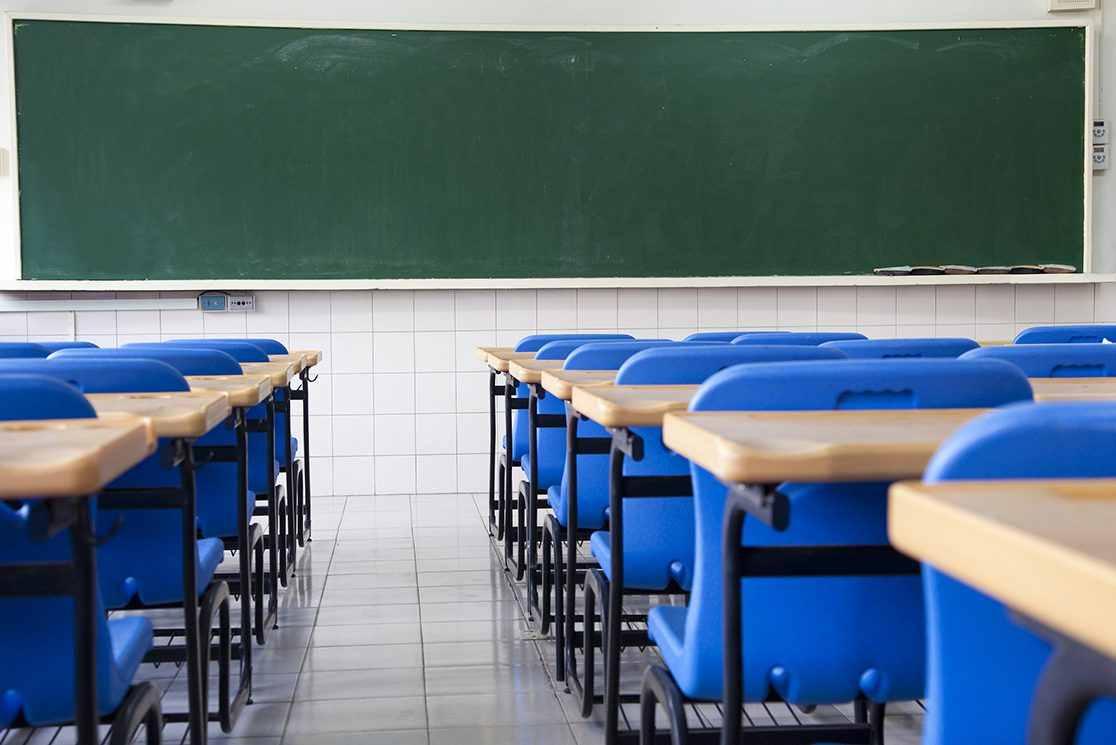 Coronavírus: aulas suspensas por mais um mês