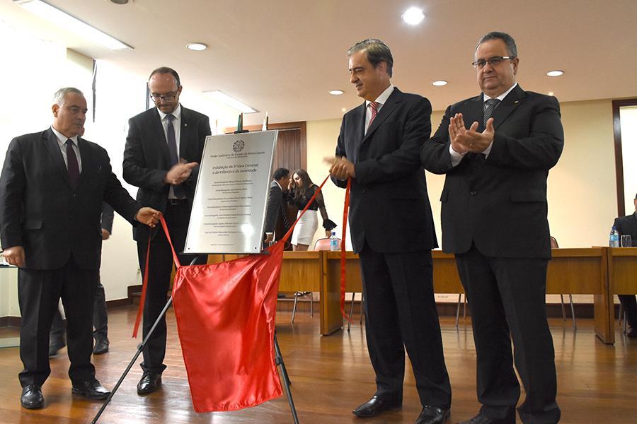 Tribunal de Justiça instala 3ª Vara Criminal em Barbacena