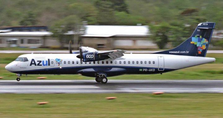 Araxá ganha segundo voo semanal da Azul, às sextas-feiras, para Belo Horizonte