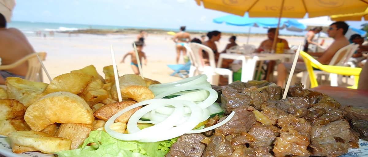 Cabana e Restaurante Fênix: referência em gastronomia em Prado (BA)