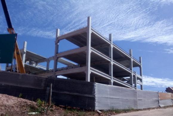 Novo prédio da Justiça Federal em Patos de Minas terá 2,5 mil metros quadrados