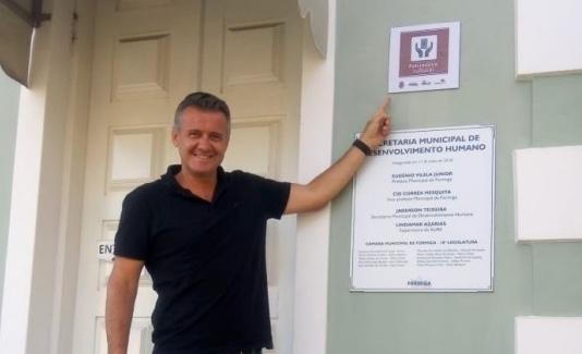 Patrimônio cultural: placas de identificação são instaladas em bens tombados em Formiga