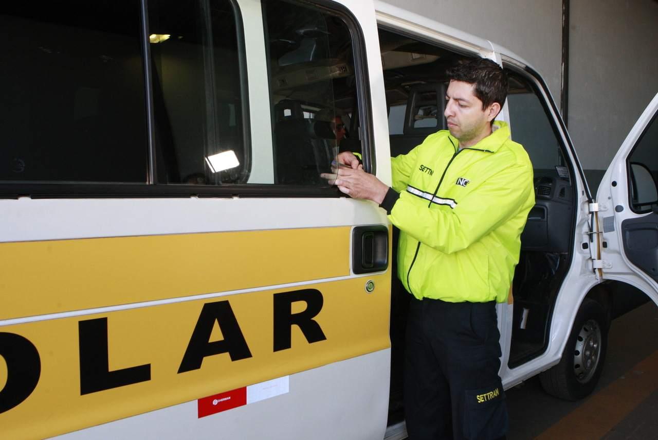 Prefeitura de Uberlândia inicia vistoria de vans escolares para o primeiro semestre