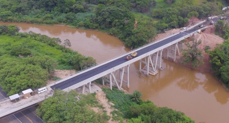 Timóteo-Coronel Fabriciano: após um ano é reaberta antiga ponte sobre o Rio Piracicaba
