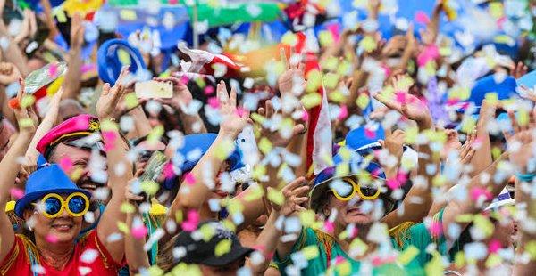 Carnaval em Uberaba: rotas do transporte público
