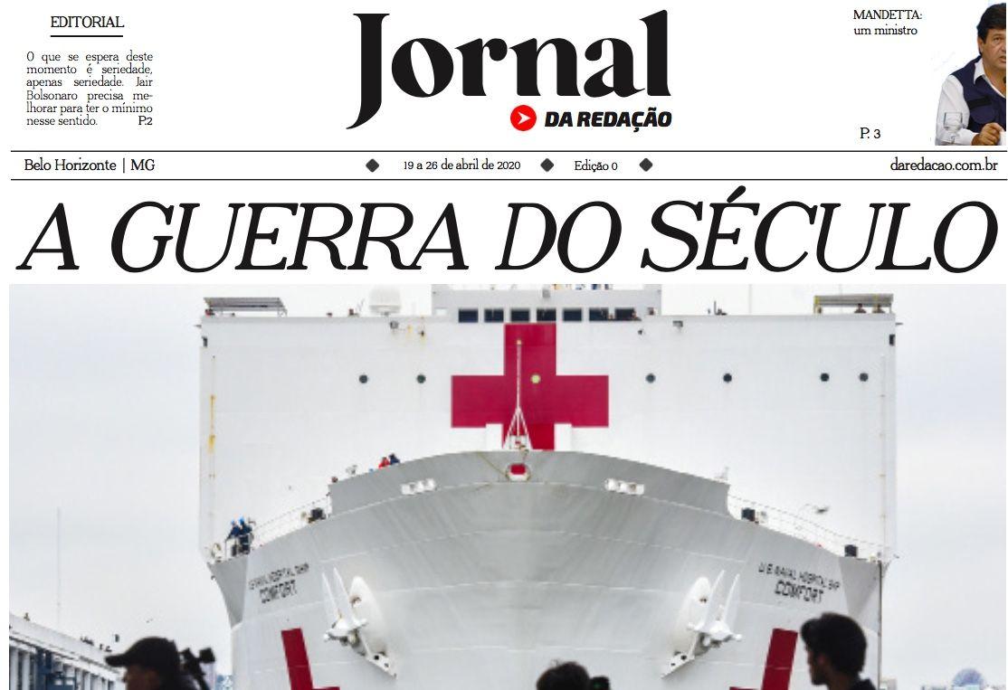 A GUERRA DO SÉCULO | Edição 0 | 19 a 26 de abril de 2020