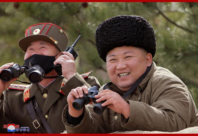 Fotos do dia: líder da Coreia Norte está em estado grave