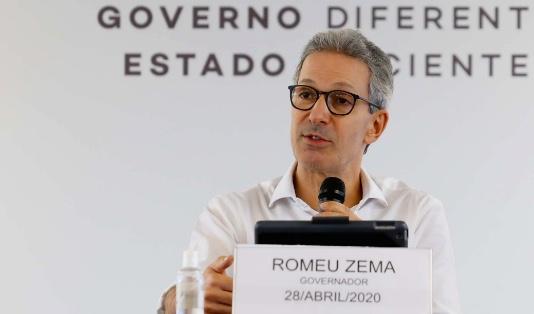 Fotos do dia: restrições no comércio em Minas até 2021