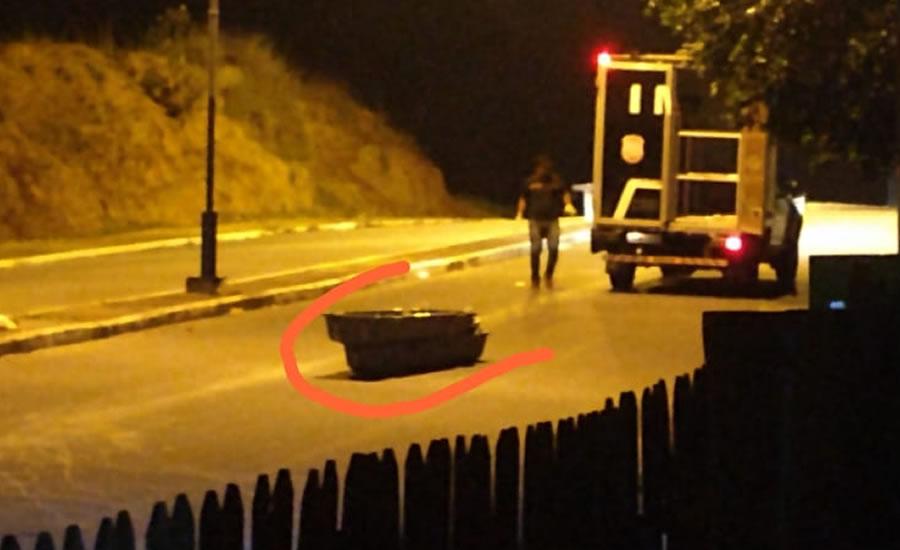 'O morto que morreu duas vezes': caixão cai do IML em rodovia