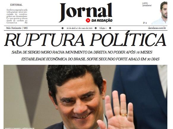 RUPTURA POLÍTICA | Edição 1 | 26 de abril a 3 de maio