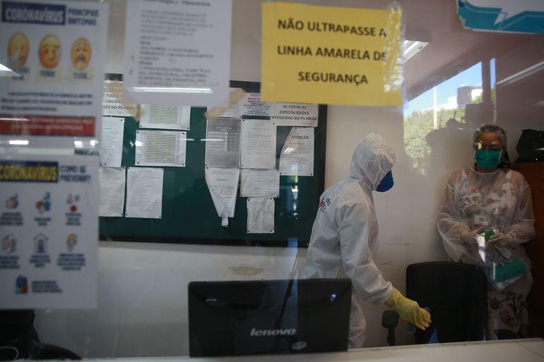 Mortes por novo Coronavírus crescem 9% em 24h no Brasil