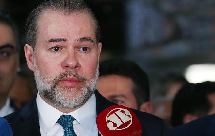 Toffoli: com sintomas de Coronavírus, presidente do STF fica internado após cirurgia