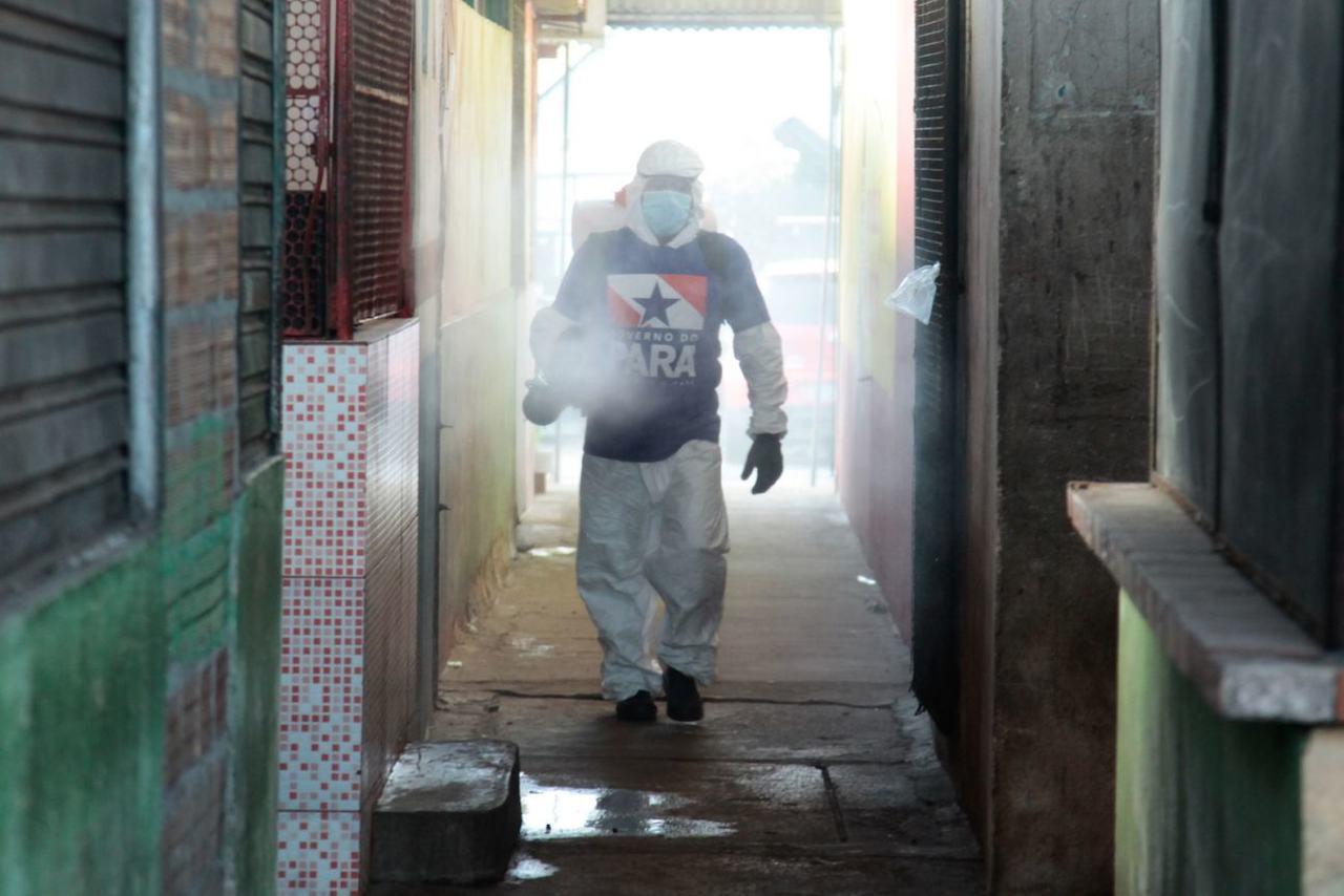 Coronavírus: três maiores centros urbanos em realidades distintas