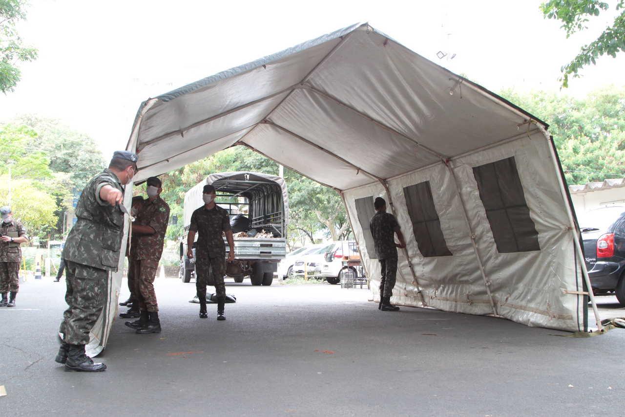 Exército abre processo para contratar 522 profissionais de todos os níveis