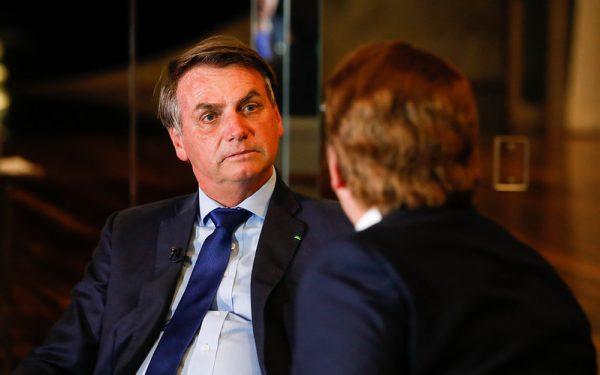 Bolsonaro diz que governo não suporta pagar mais parcelas de R$ 600