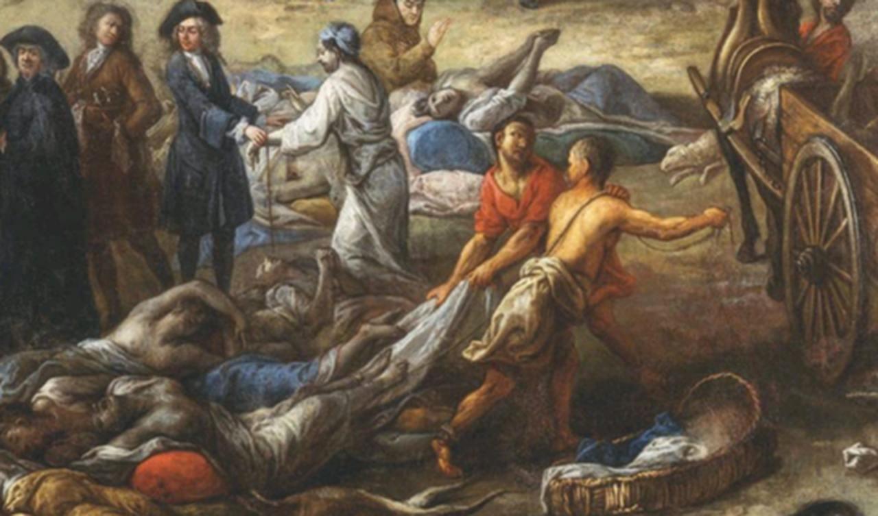 A Grande Peste Negra de 1720: uma década para a recuperação