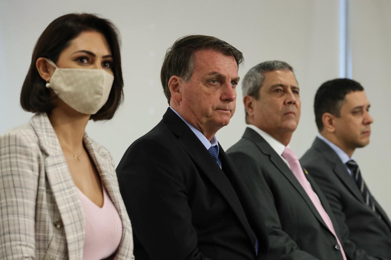 TSE começa julgamento de ações para cassação de Bolsonaro