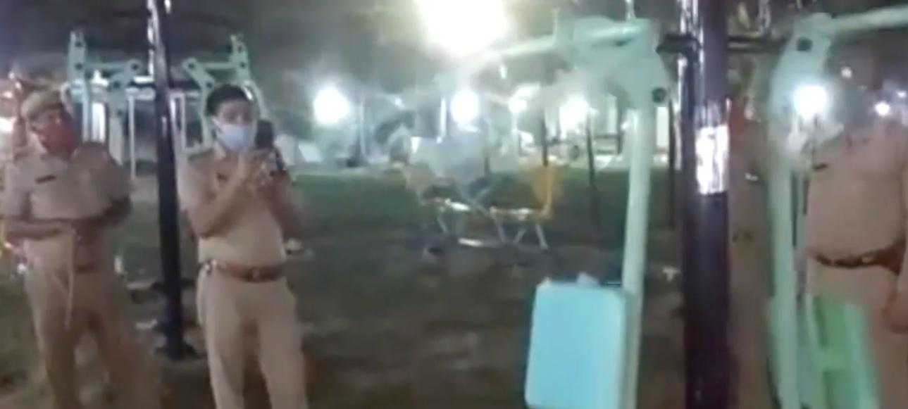 Fantasmas? Vídeo de aparelhos de academia se movimentando viraliza