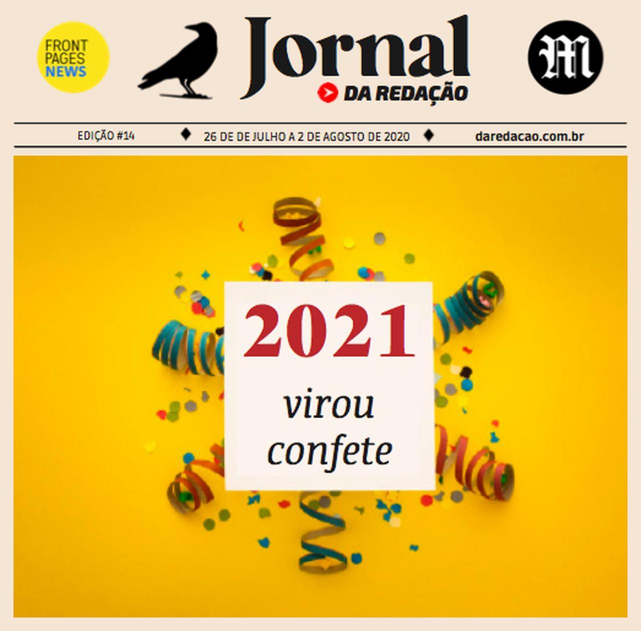 Nos vemos em... 2022: Carnaval virou confete