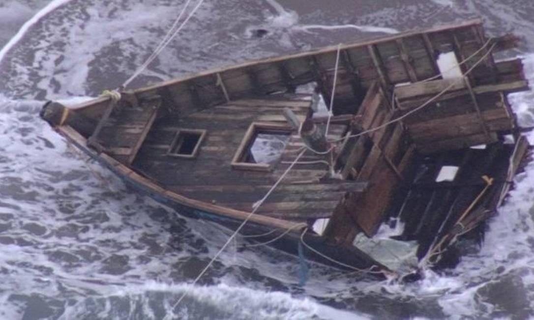 Mistério: os navios cheios de corpos que aparecem no Japão