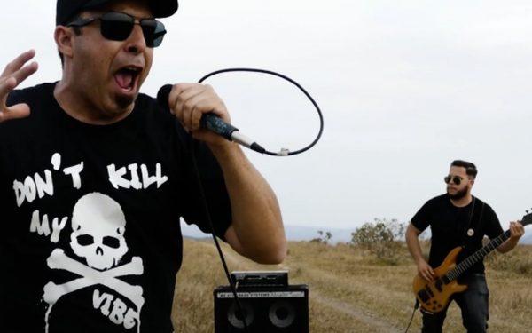 Xicão Uai Rock: banda piumhiense lança o novo clipe 'Poeira e Carvão'