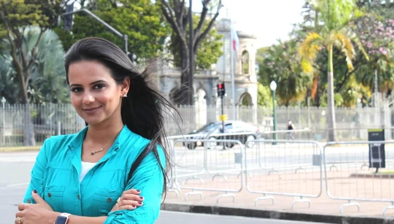 Piumhiense pré-candidata a vereadora em Belo Horizonte