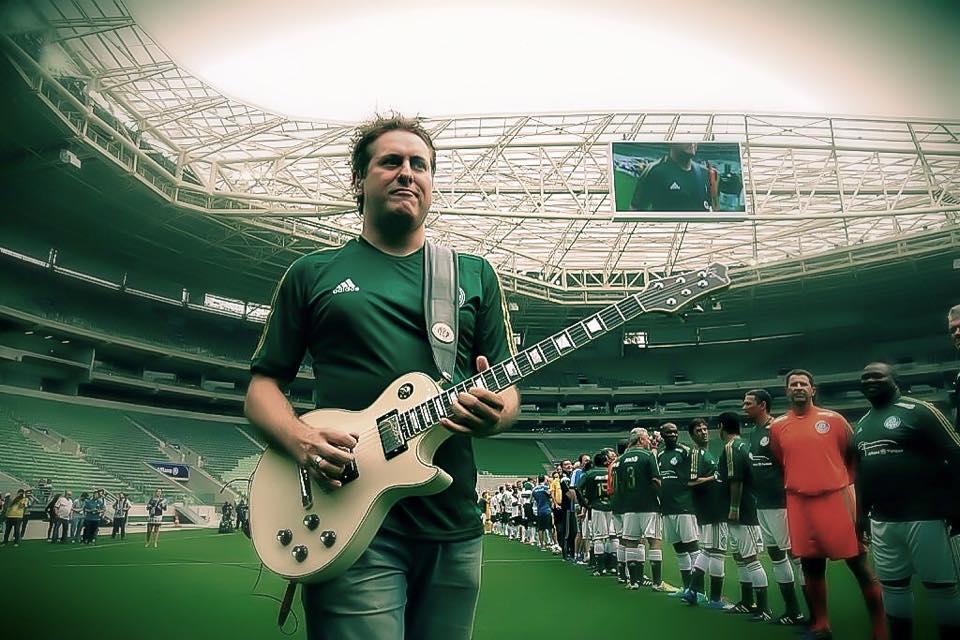 Banda de Piumhi entrevista Marcos Kleine, do Ultraje a Rigor